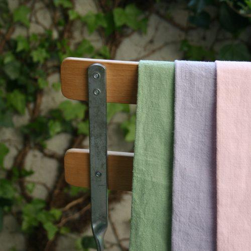 Tablier lin lavé | 7 couleurs